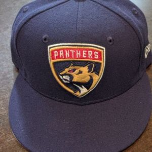 Florida Panthers hockey hat (7 1/4)